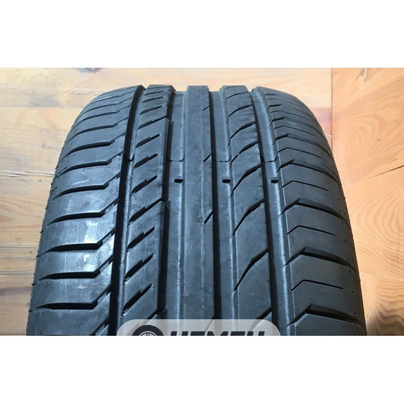 285/45R20 Continental ContiSportContact 5