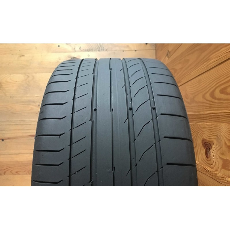 255/40R19 Continental ContiSportContact 5P