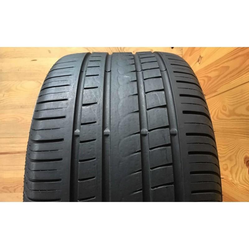265/45R20 Pirelli Pzero Rosso