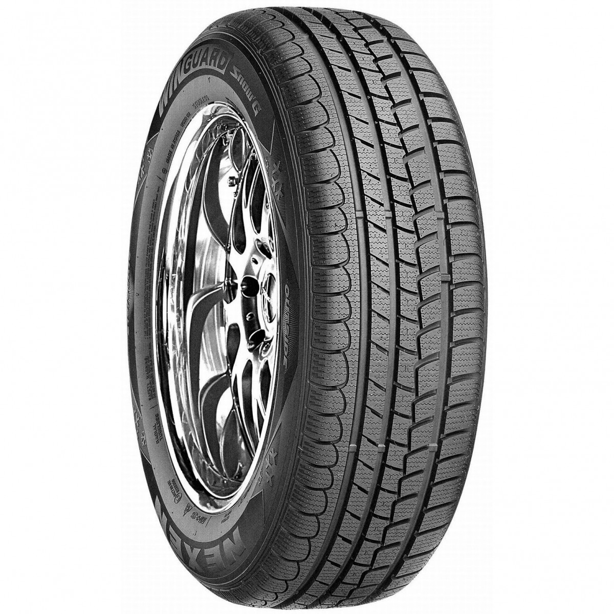 195/60R15 Nexen Winguard Snow'G